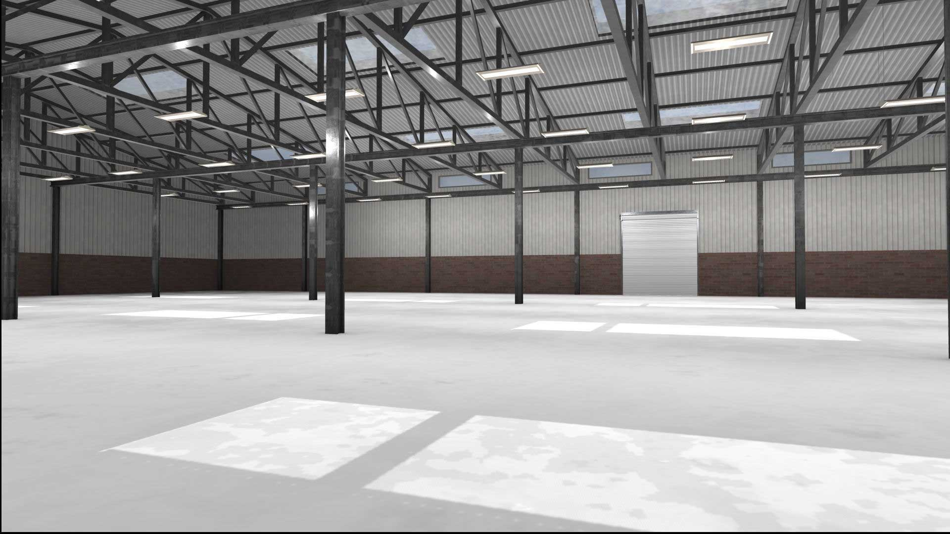 Warehouse Skylight Panels Sydney