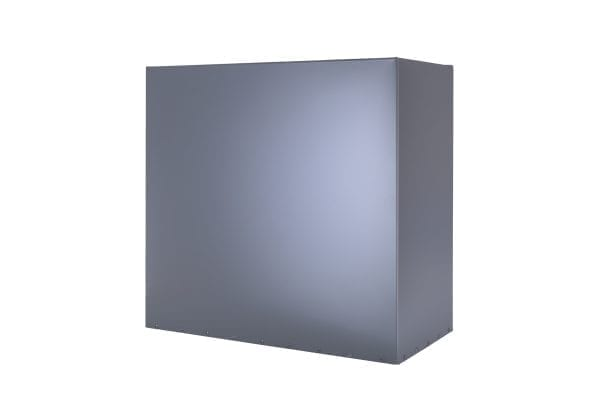 rectangle metal rainwater head colorbond colour