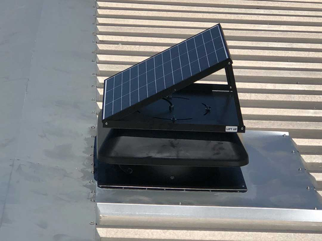 Solar Roof Vents And Whirlybird Installation Sydney Roof