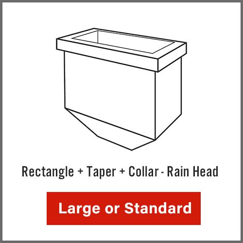 Standard Rainwater Head Colorbond Australia Free