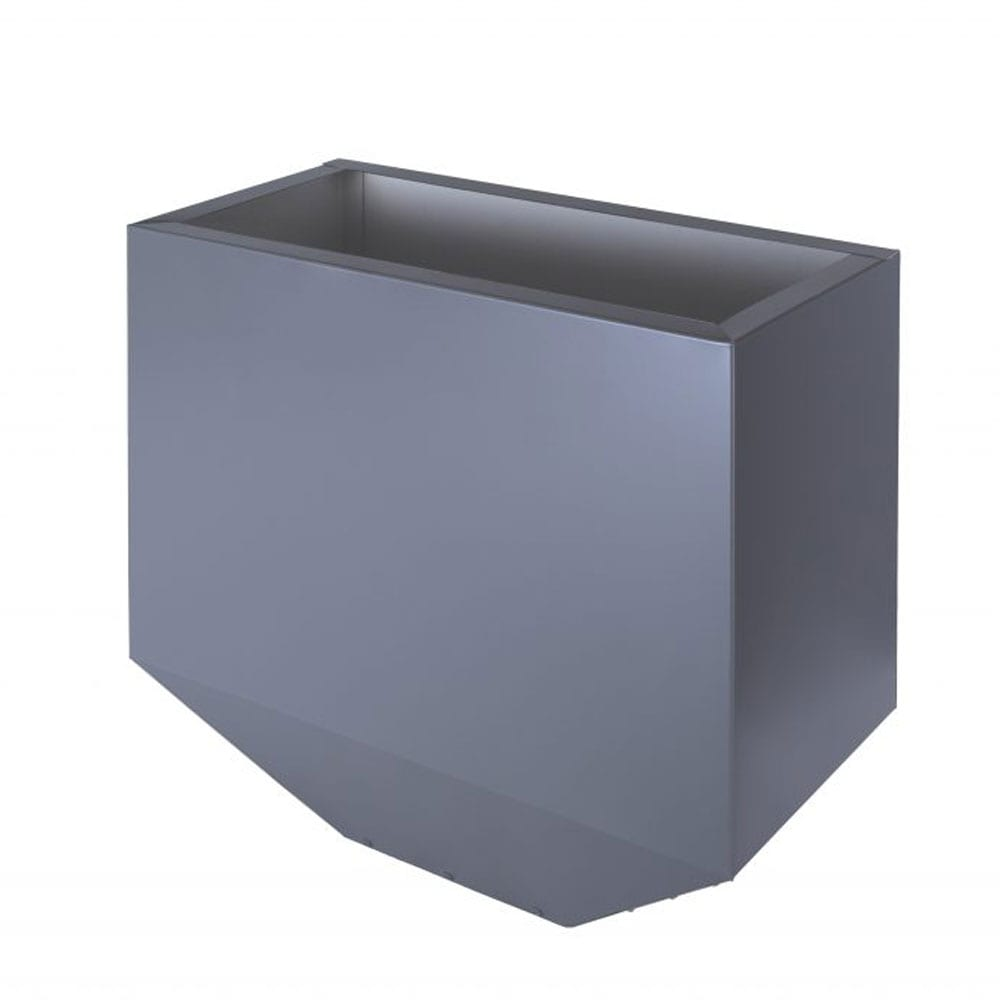 Rectangle Tapered Rainwater Head Colorbond Zincalume Melbourne Sydney Brisbane Darwin Perth Adelaide Hobart Australia 3