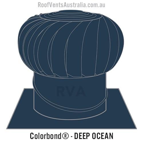 deep ocean roof vent whirlybird