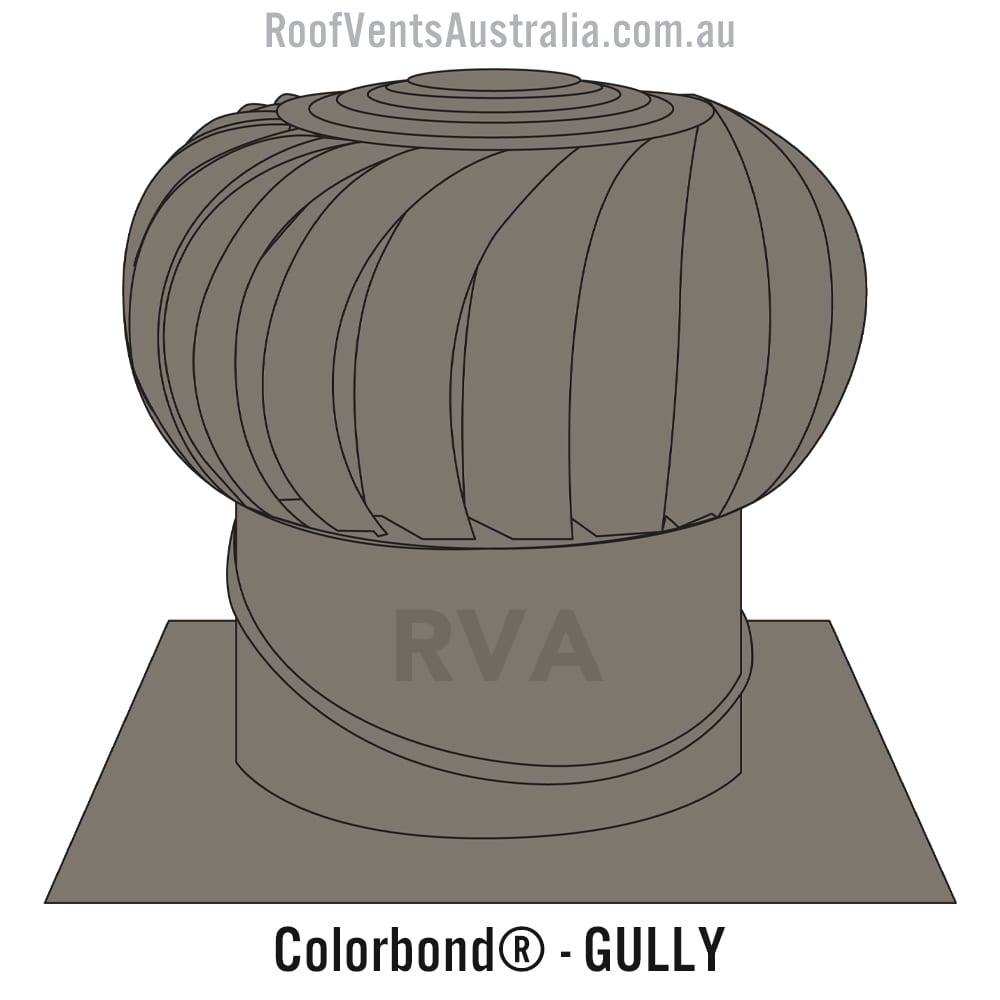 Whirlybird Roof Ventilators Australia