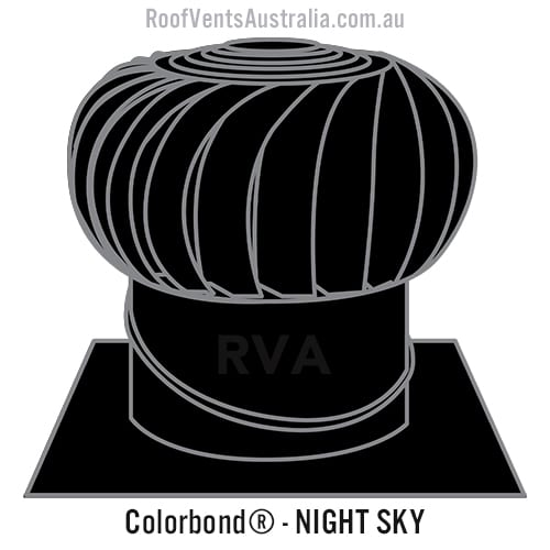 night sky roof vent whirlybird