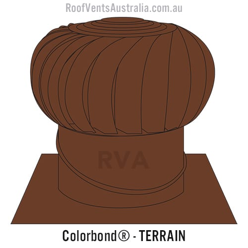 roof vent whirlybird colorbond terrain sydney