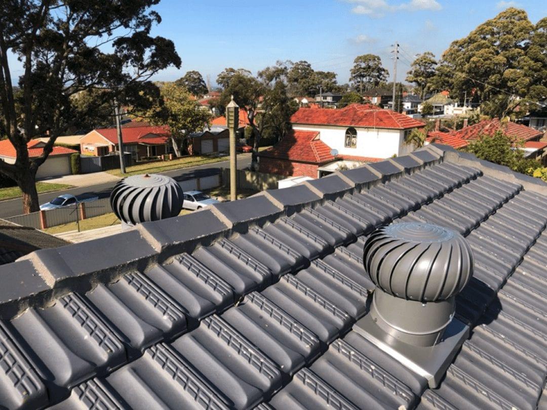 ampelite roof vents sydney