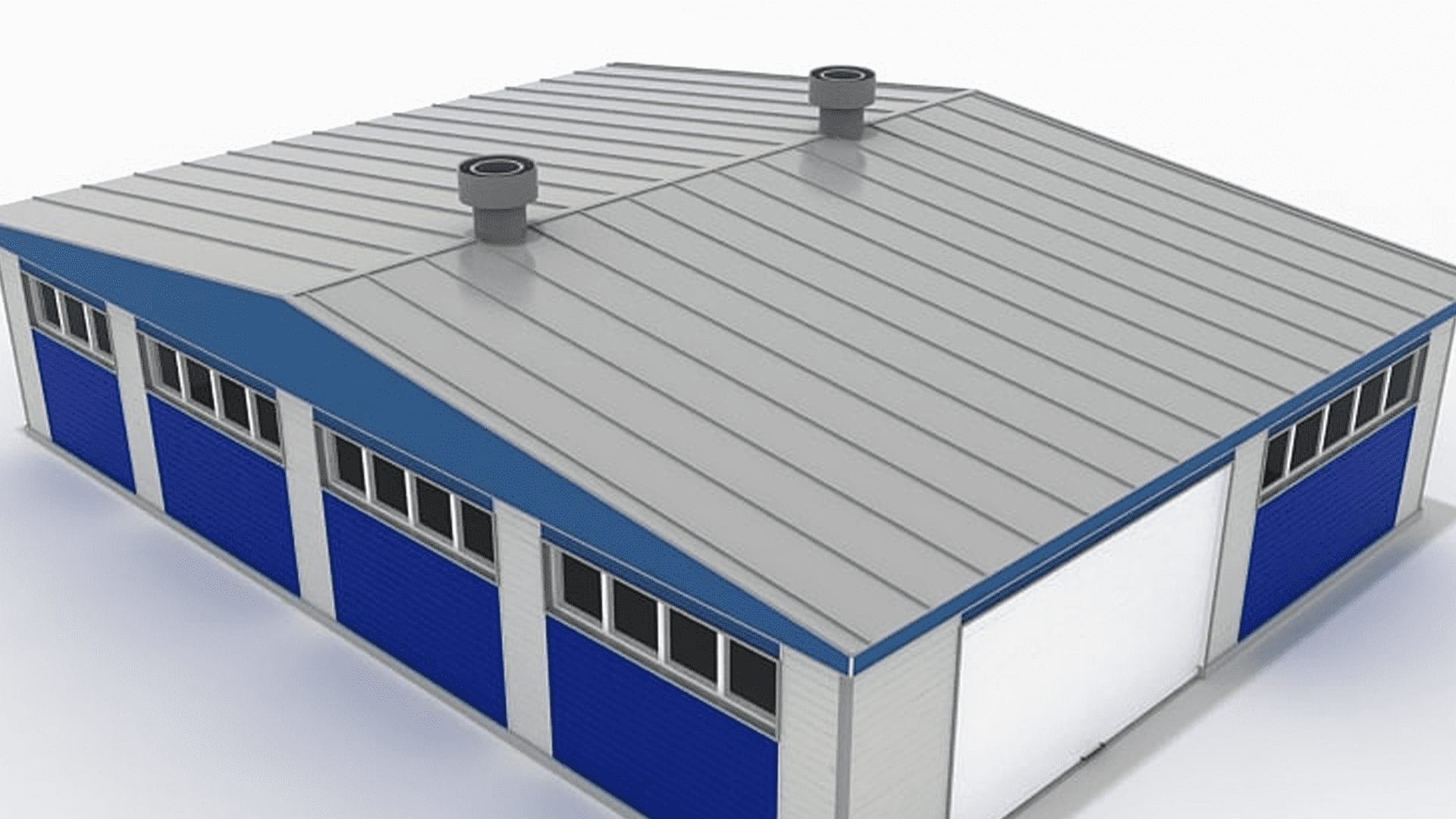 roof ventilation commercial whirlybirds