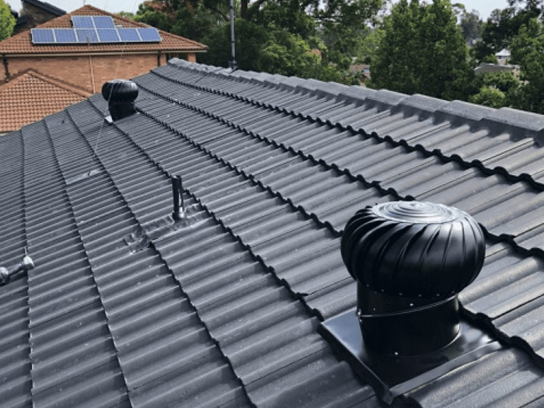 Whirlybird Roof Vents - Affordable Whirlybird Installation Cost 2020 2