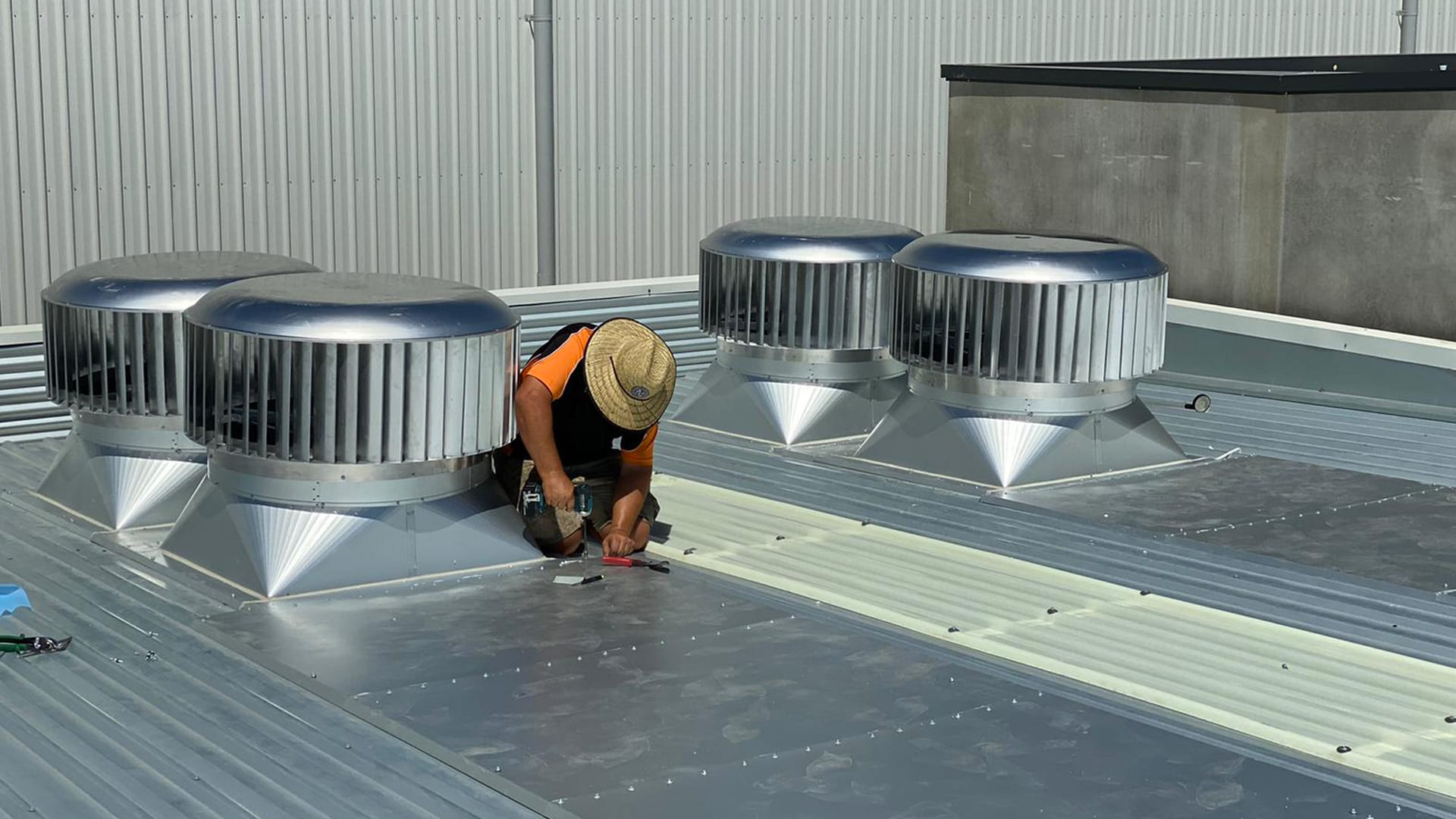 industrial roof vents australia