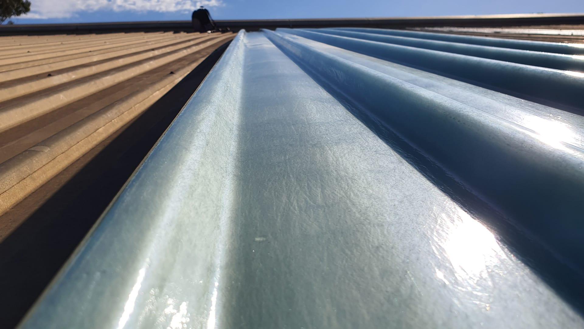 New Fibreglass Skylight Roofing Panels Sydney