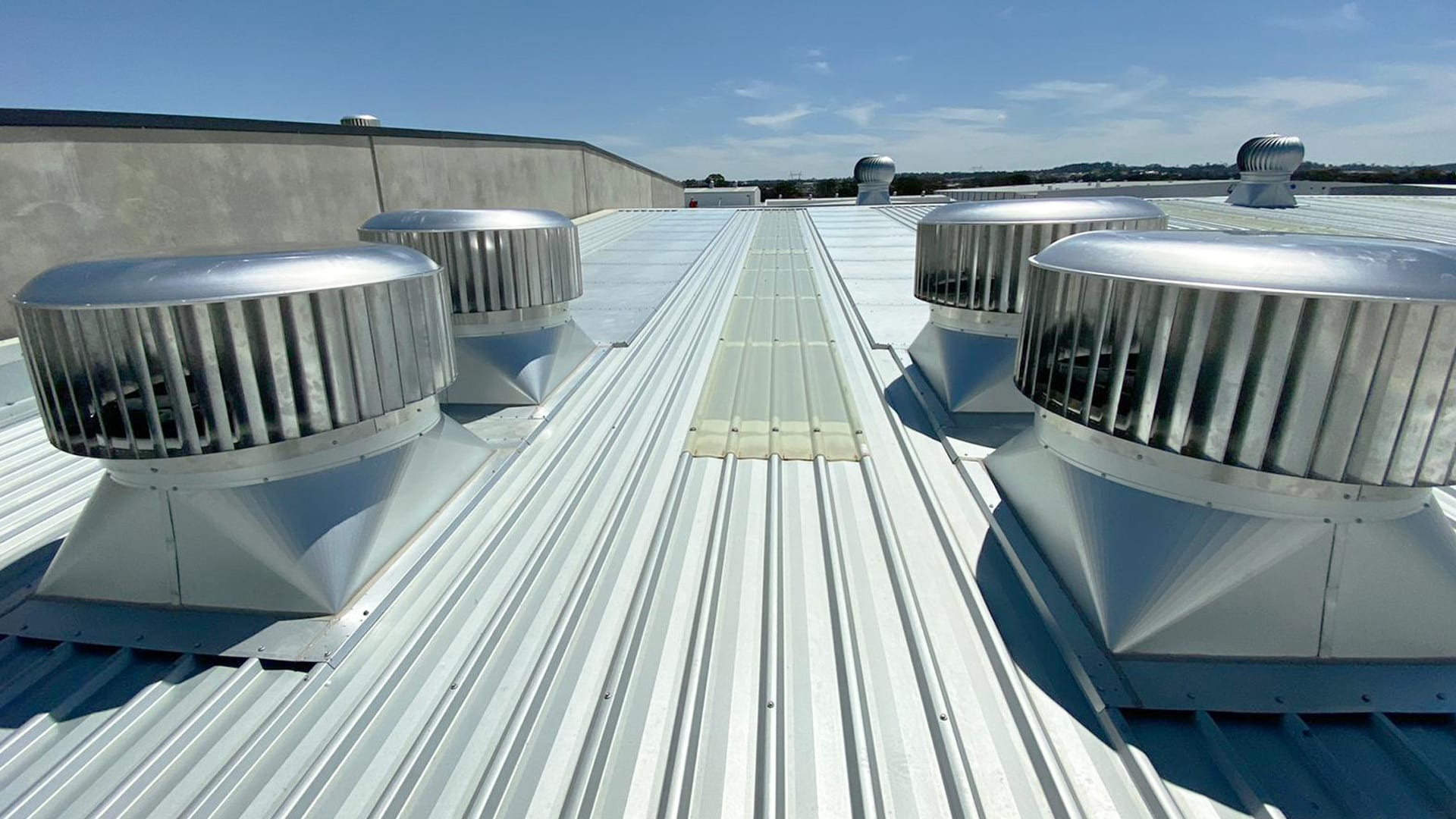 Commercial roof ventilators sydney