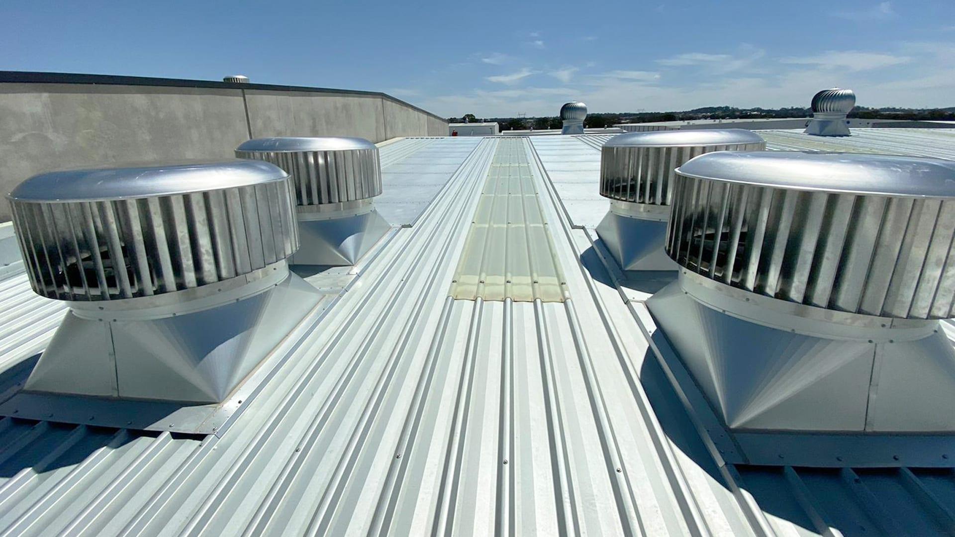 Commercial Roof Ventilators Australia