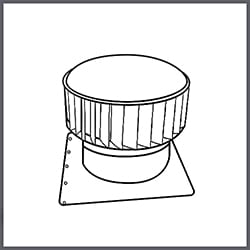 Whirlybird Roof Vents Commercial Amp Industrial Roof
