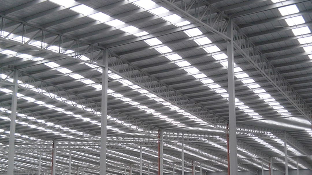 commercial metal roofing sydney