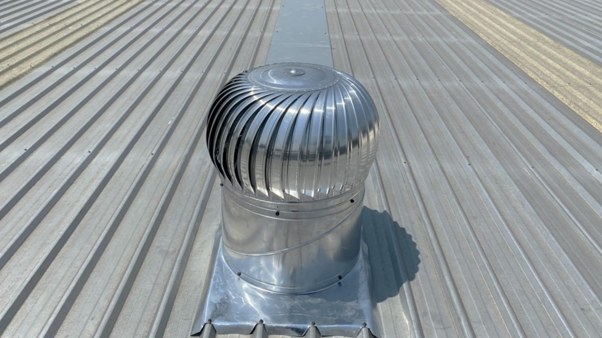 Commercial Roof Ventilators Sydney Australia