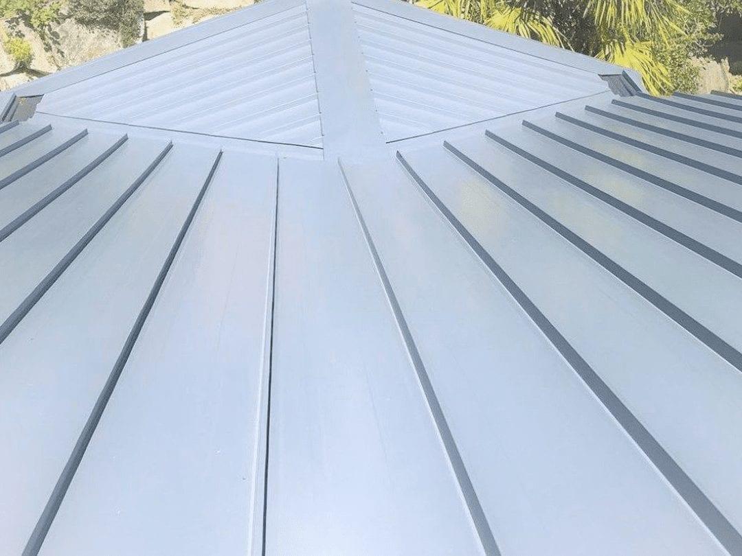 Flat metal Roof Sydney