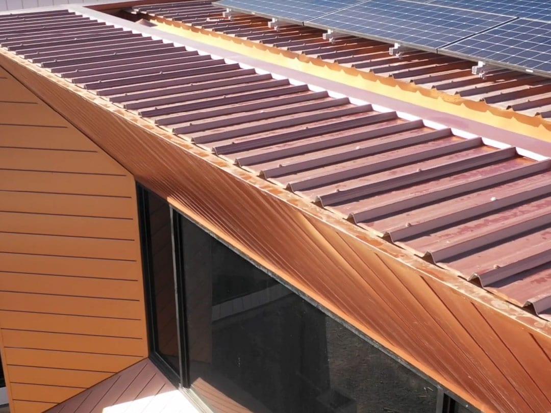 Copper Roofing Sydney Australia