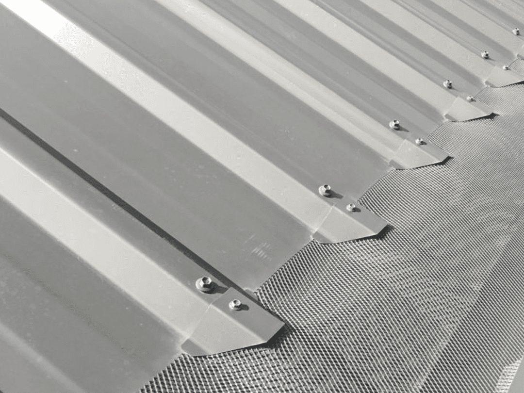 Flat Aluminium Profile Gutter Guard