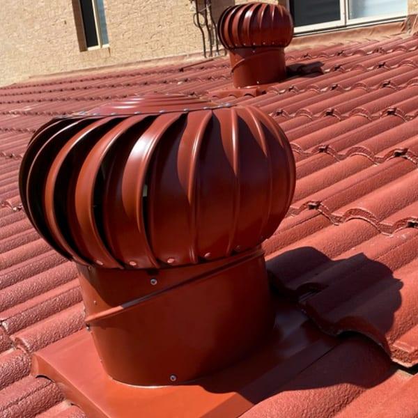 roof vent whirlybird