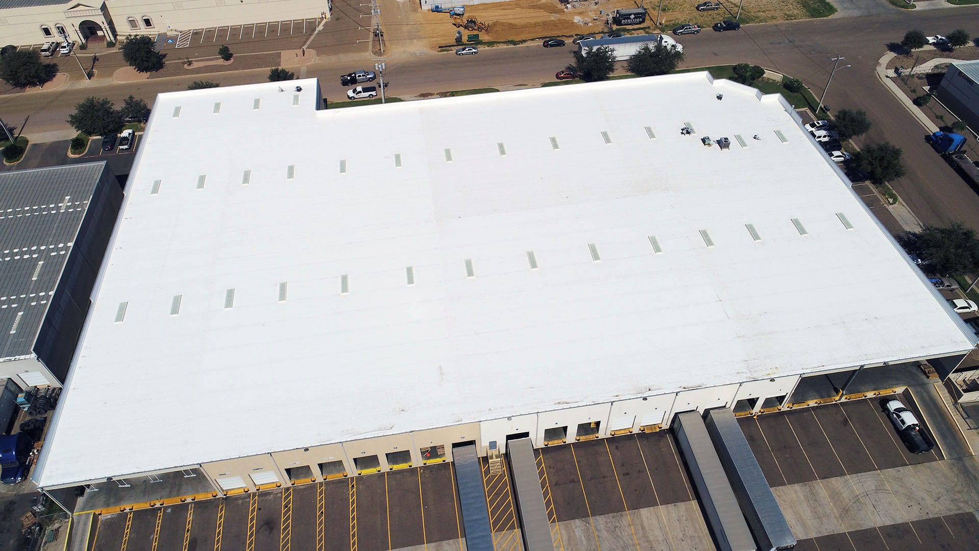 industrial roofing services inc