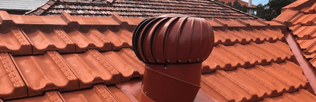 roof ventilation system Sydney inner west
