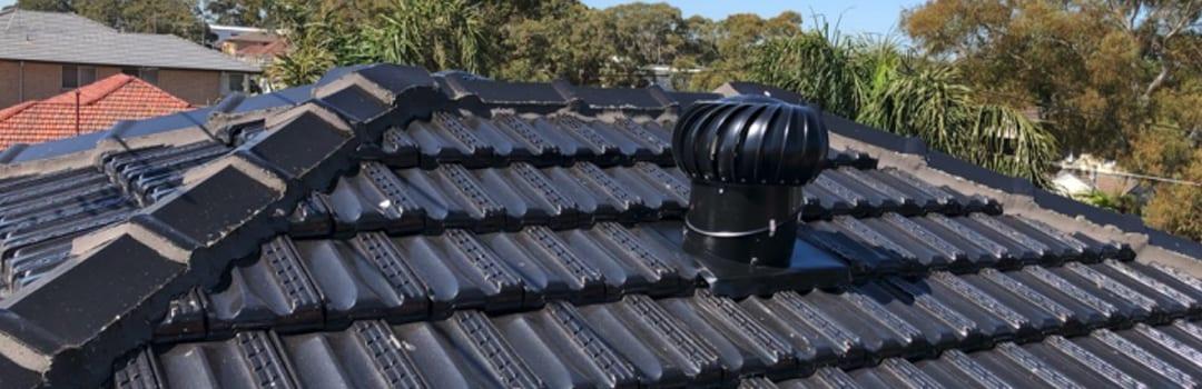 roof ventilation Sydney