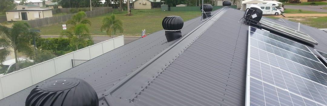Whirlybird roof ventilation Australia
