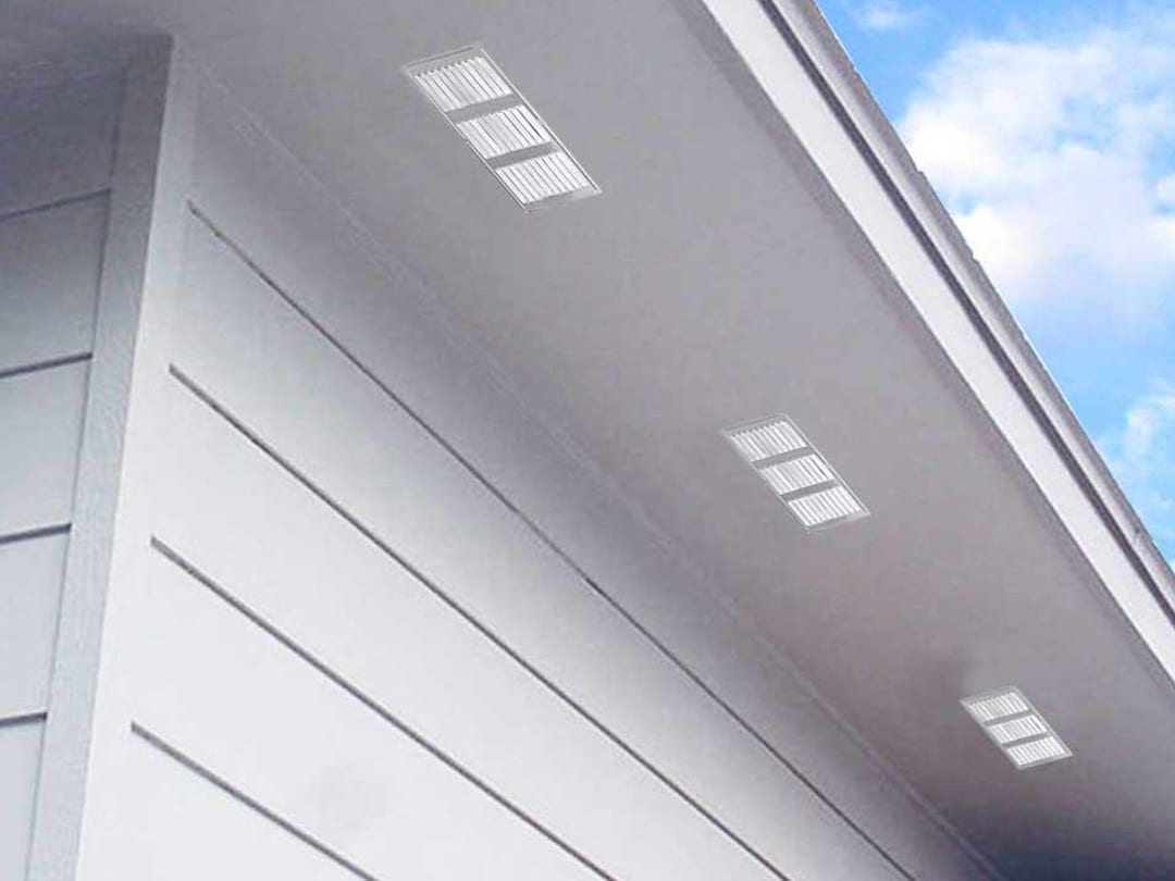 gable vents bunnings installation Sydney