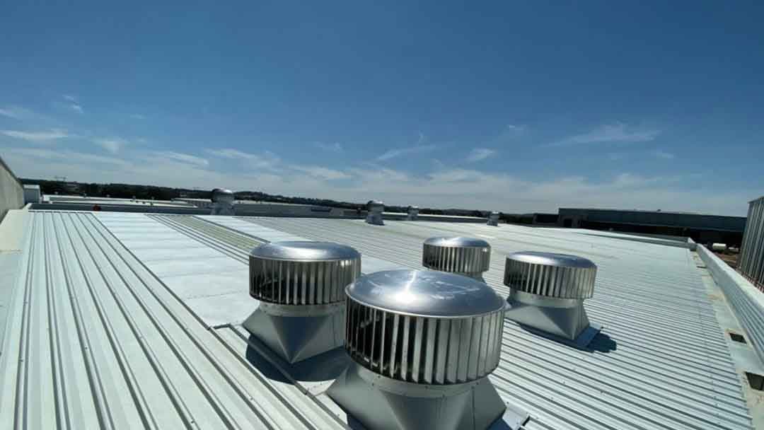 ampelite industrial commercial roof ventilation sydney