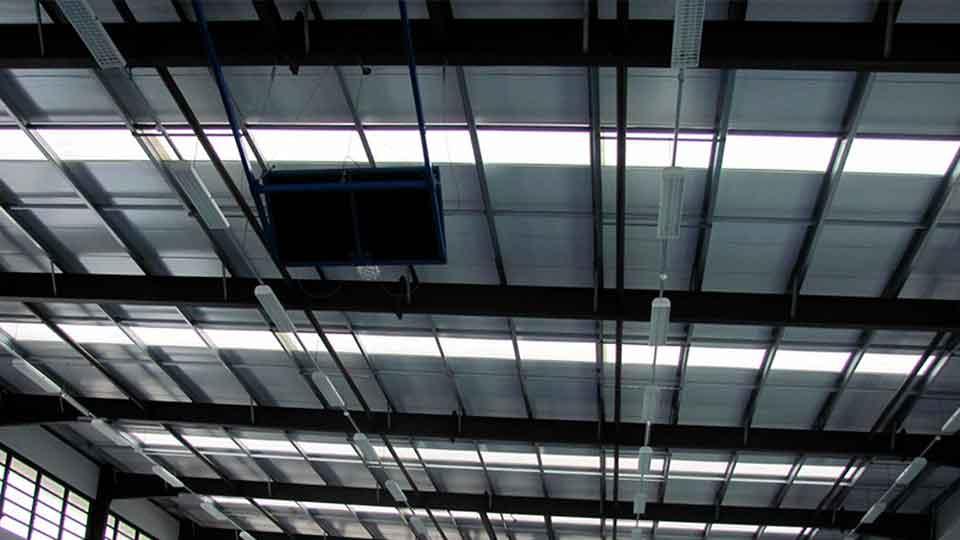 ampelite fibreglass profiles
