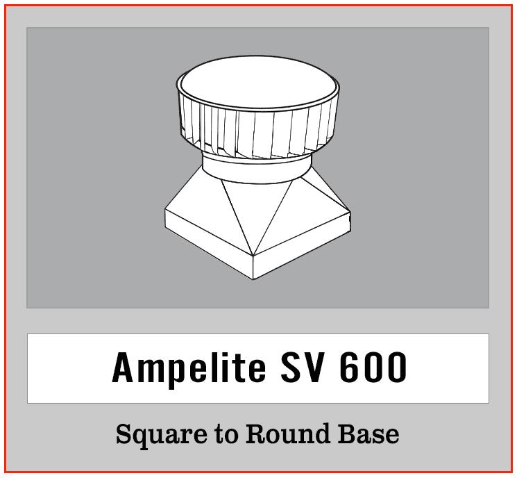 ampelite sv 600 commercial industrial roof ventilation sydney