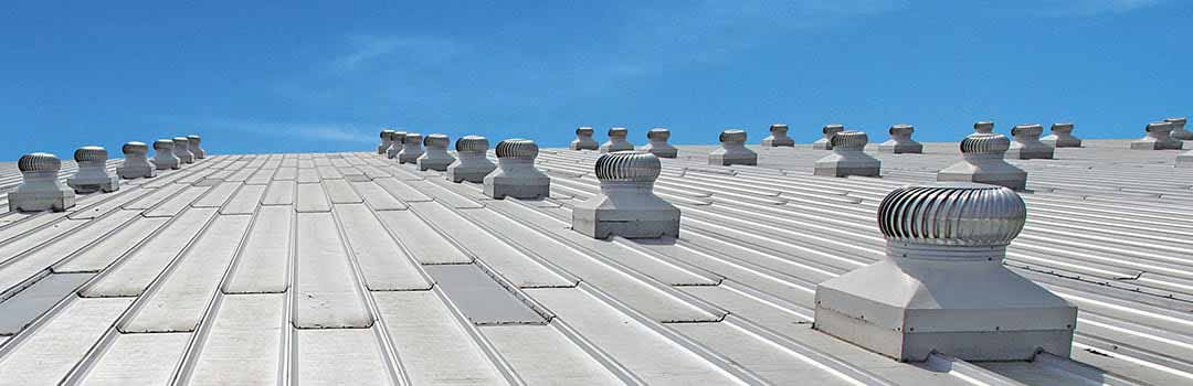 commercial industrial roof ventilation australia