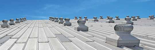 commercial industrial roof ventilation australia